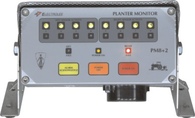 Electrolee PM8+2 Planter Monitor