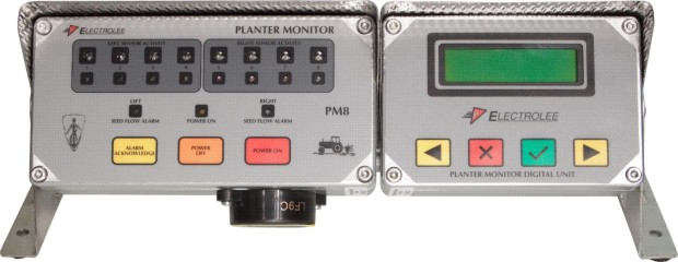 Electrolee PM6 Planter Monitor