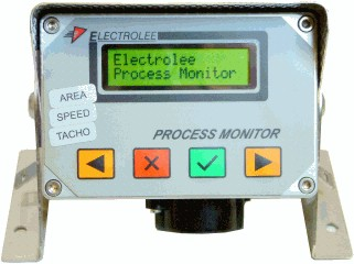 Electrolee Process Monitor